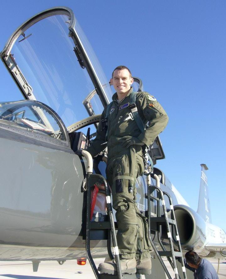 Dating an airforce pilot