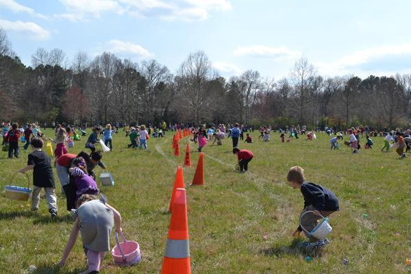 Easter Bunny, organizers to scatter 30,000 eggs for annual hunt