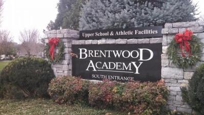 Police apprehend suspected Brentwood Academy burglar