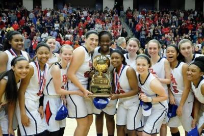 BA girls win second straight state basketball championship