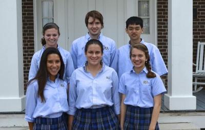 Six BGA seniors named National Merit Finalists