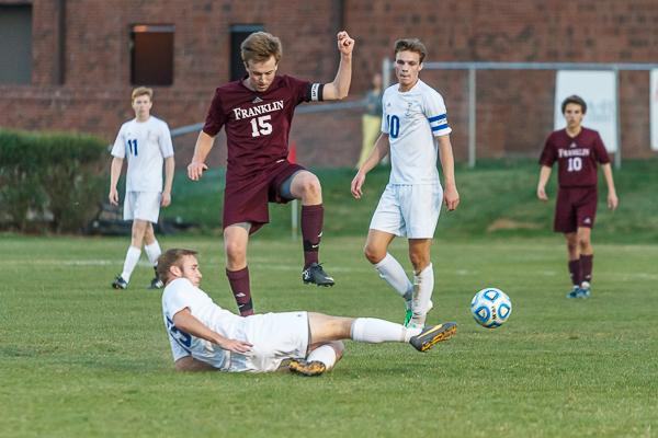 Soccer: Brentwood shuts out Franklin to take control of 11-AAA