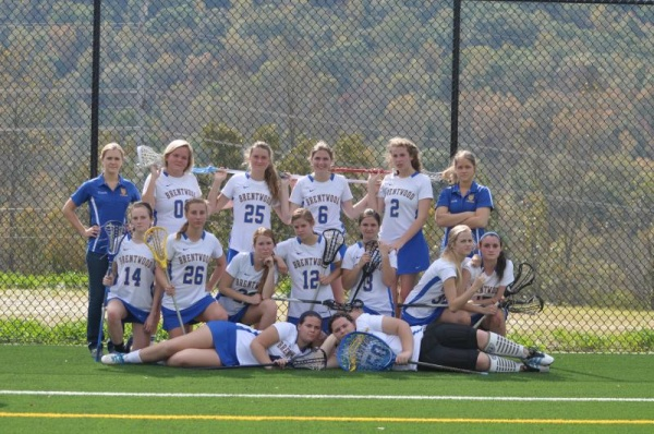 Brentwood lacrosse teams compete in first tournament