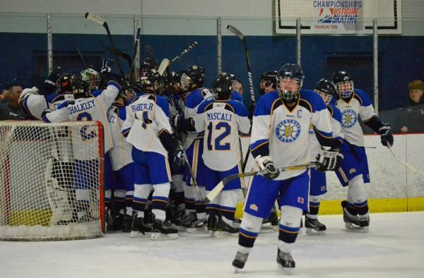 Brentwood hockey defeats Ravenwood, earns championship berth