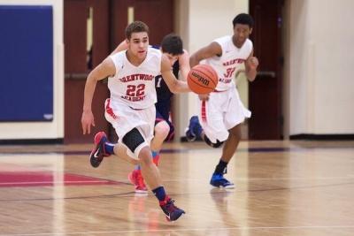 Basketball: BA dominates St. Benedict, pushes to state semis