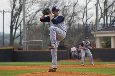 FRA's Queener strikes out 14 in one-hit shutout of BGA