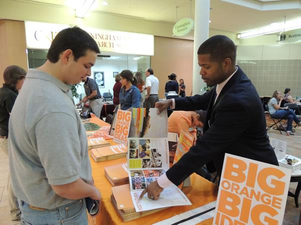 WCS hosts college fair Wednesday