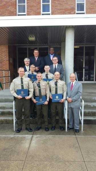WCSO deputies graduate from TLETA