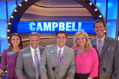 Brentwood family competes this week on 'Family Feud'