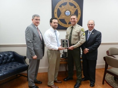 Sheriff's Deputy of the Month honored for December