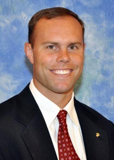 BGA names James Griffin Head of Upper School