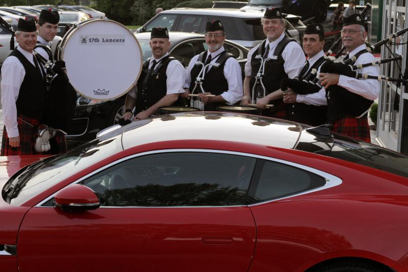 SCENE & HEARD: Jaguar Land Rover Nashville opens in Brentwood