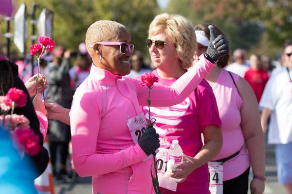 2014 Race for the Cure:  Survivors Slideshow