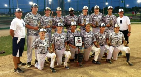 Area baseball team wins Greater Midwest World Series