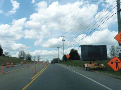 TDOT official explains worker schedules on Concord Road widening