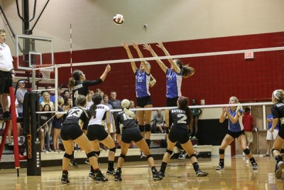 Volleyball: BHS tops Ravenwood 3-1