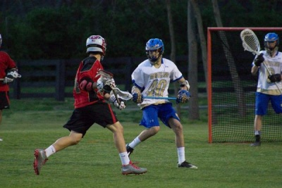 Ravenwood lacrosse explodes past Brentwood