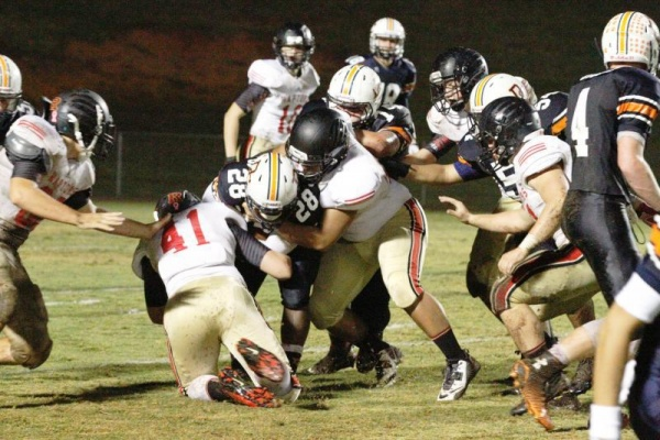 Ravenwood rolls through Dickson County, remains undefeated