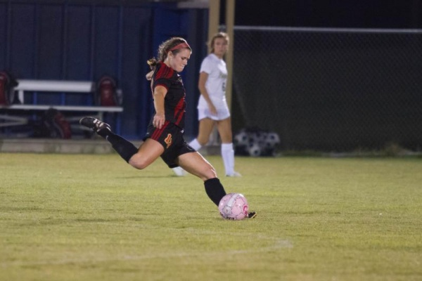 Lady Raptors shut out Indy in district soccer matchup
