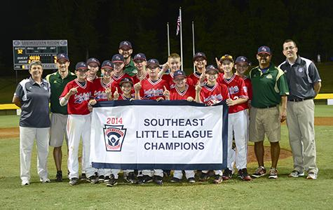 South Nashville Little League advances to LLWS