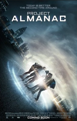 MOVIE BUFF: Smart 'Project Almanac' brings time travel to 21st century