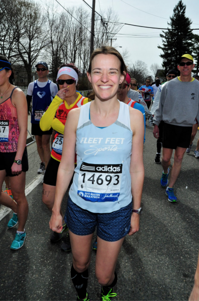 SPECIAL REPORT: Local runner recalls ill-fated Boston Marathon on Wednesday's 2nd anniversary