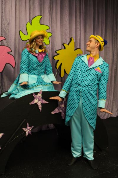"""Seussical"" coming to Columbia State"