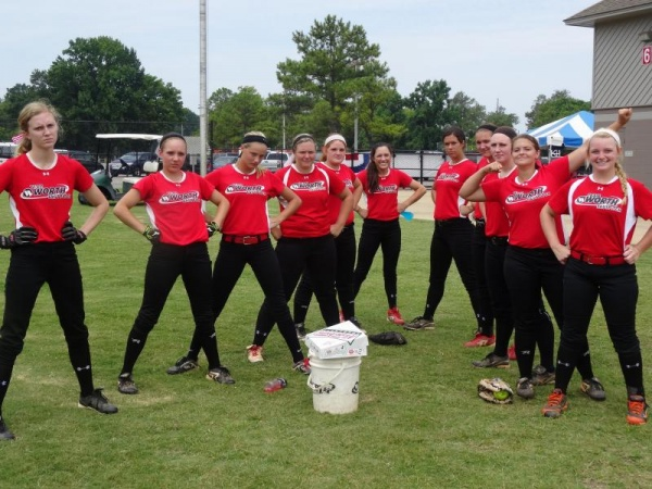 Local softball players finish among the best at nationals
