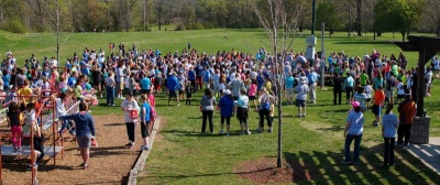 Walk Across Williamson kickoff Feb. 28