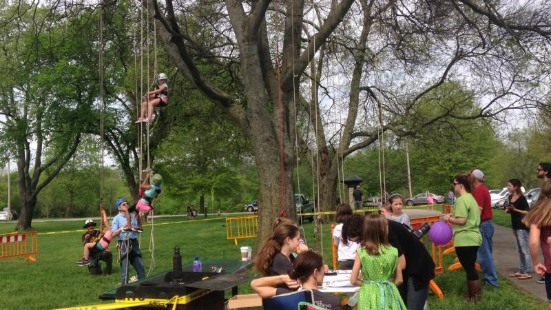 Franklin celebrates 10 years of arboreal excellence at annual event