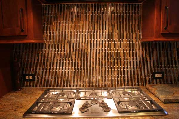 granite backsplash vs tile tile backsplash for kitchen decor