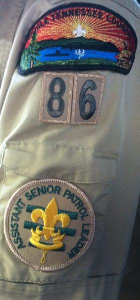 Eagle Scout prospect seeks camping donations