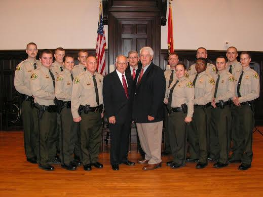13 new county deputies graduate; assigned to jail
