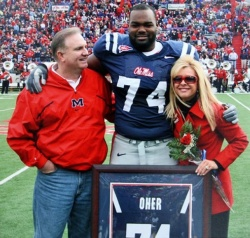 The inside scoop on the Tuohy family | The Blind Side, Michael Oher, Sean Tuohy, Leigh Anne Tuohy, Ole Miss, film