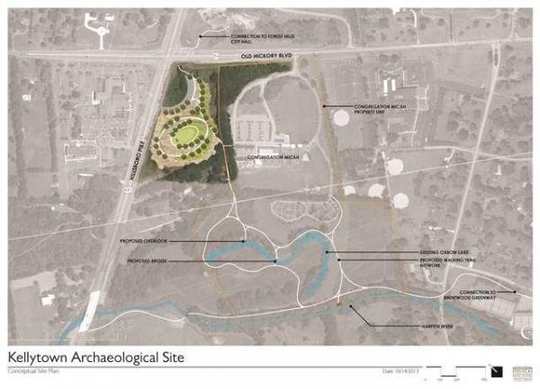 Residents hold fundraiser to save pre-historic Native American village