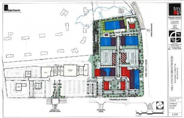 City commissioners unanimously approve first reading of Hill Center's bid to rezone | Brentwood City Commission,City of Brentwood,Brentwood Home Page,BHP