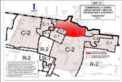 Ordinance could return Brentwood to pre-2010 Town Center zoning protocols