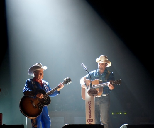 Little Jimmy Dickens' December filled with milestones | Little Jimmy Dickens, Mona Dickens, Grand Ole Opry, Brad Paisley, country music, Brentwood Hills, Gatlinburg, brentwood tn news