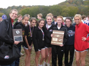 Lady Raptors win first region cross country title | Brentwood Home Page, brentwoodhomepage.com, brentwood tn news, brentwood cross country, ravenwood high school, cross country, regionals
