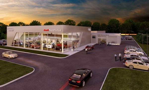 Luxury car dealerships eye Brentwood | Porsche of Nashville, Audi of Nashville, Sonic Automotive, Mallory Park, Southeast Ventures, Brentwood tn news, development, business, car dealerships, brentwoodhomepage.com