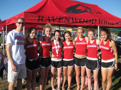 RHS Girls cross country finish third in Division I state | Brentwood Home Page, brentwoodhomepage.com, Ravenwood High School, Lady Raptors, cross country, RHS cross country, state meet, TSSAA