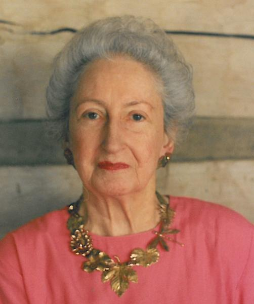 Ann Stahlman Hill, acclaimed theatre patron, daughter of Banner publisher, dead at 93