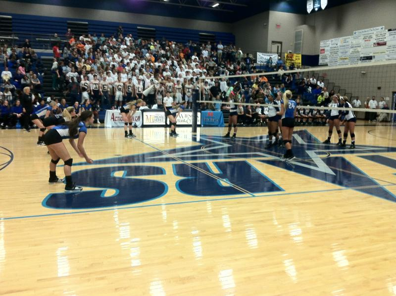 Brentwood advances to state volleyball championship