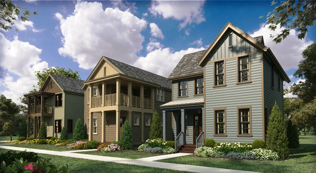 Pocket neighborhood with small cottage homes planned in downtown Franklin | Real Estate,Vandalia Cottages,Franklin TN news,Franklin Home Page,Franklin TN news,FHP