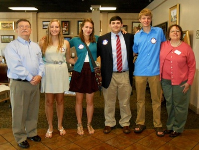 Brentwood seniors receive Rotary scholarships