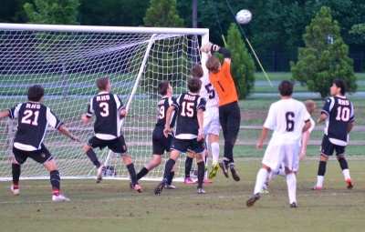 Ravenwood soccer season ends in state quarterfinal