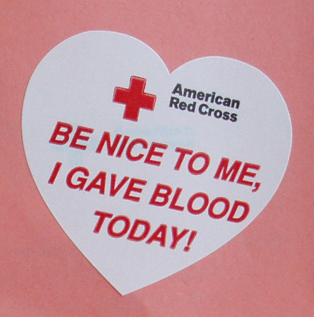 Franklin Donor Day blood drive is June 8