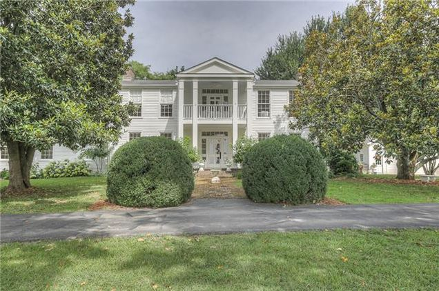 SHOWCASE HOME: Historic Liberty Church home searching for new family