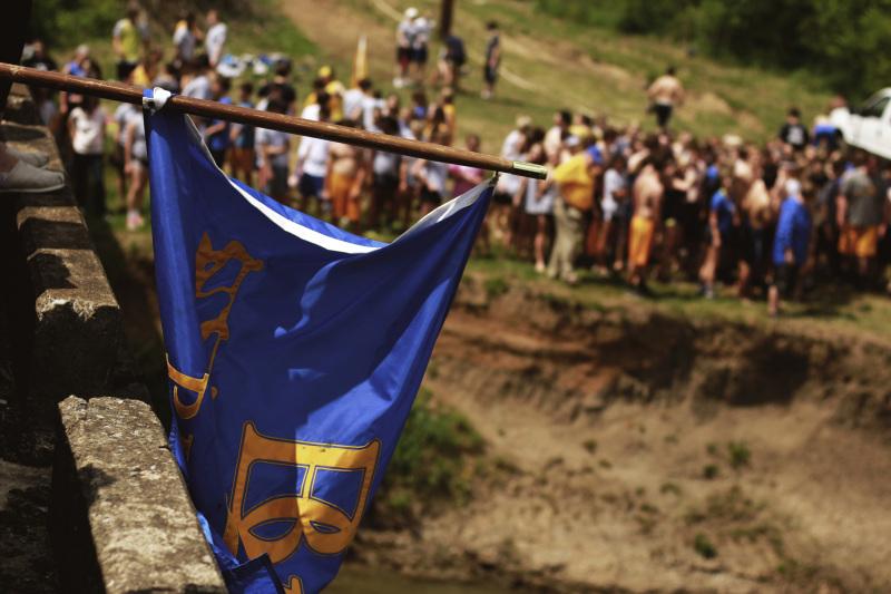 BGA's Plato Society wins 82nd annual tug-of-war