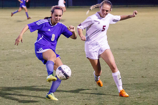 Girls Soccer: Brentwood, Franklin fight to draw